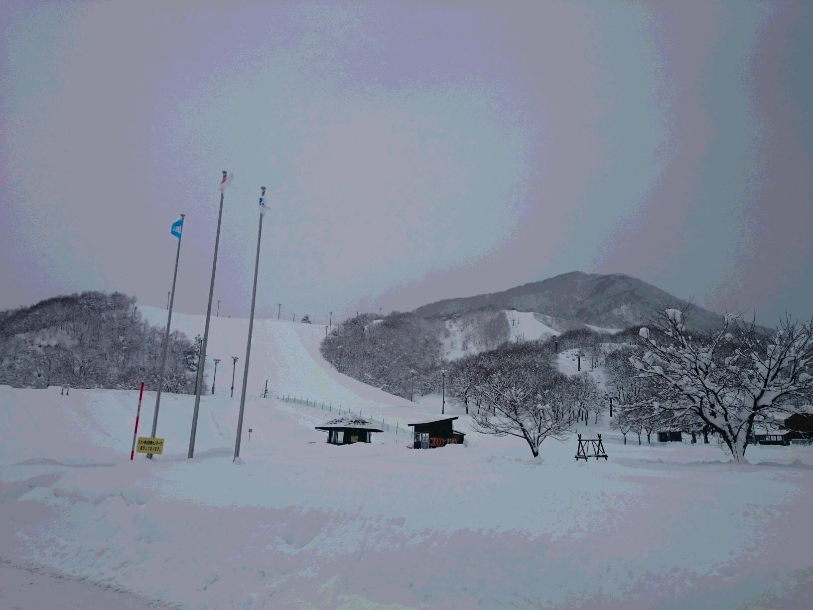 神室スキー場